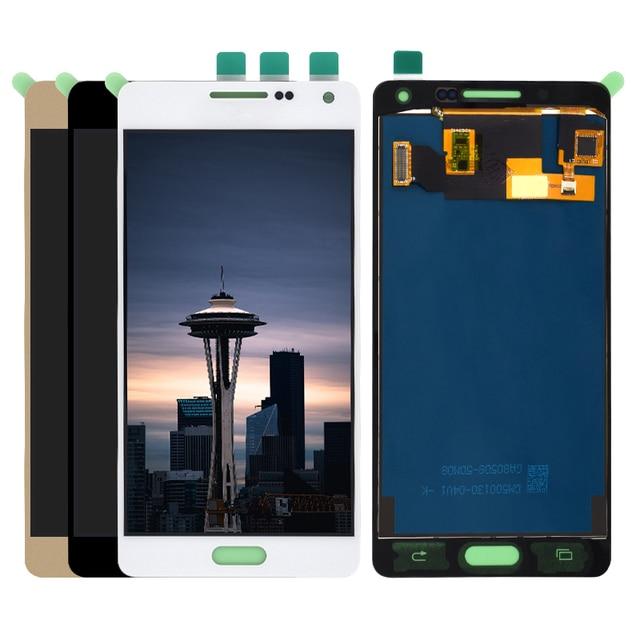 Nueva calidad AAA probada para Samsung Galaxy A5 2015 A500 A500F A500M pantalla LCD de repuesto + MONTAJE DE digitalizador de pantalla táctil