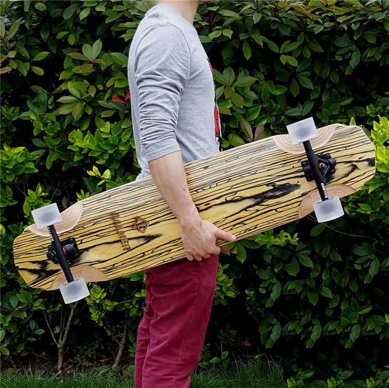 Professional Complete Skateboard Longboard Adult Road Street Dancing Drift Skate Board Longboard Dancing board maple wood four wheel professional wooden skateboards longboard drift skateboard abec 11 chrome steel bearings longboard 3 color
