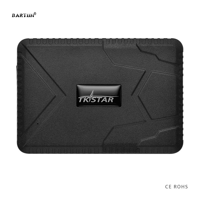 TKSTAR Magnet GSM Car GPS Tracker Locator 10000mAh Standby Free Real Time Online APP Rastreador Tracking Device TK905 TK915(China)