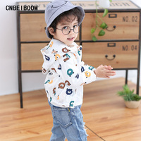 Fashion Casual Children Hooded Coat Jacket For Girls Boys 2 8 Year 2018 New Spring Autumn
