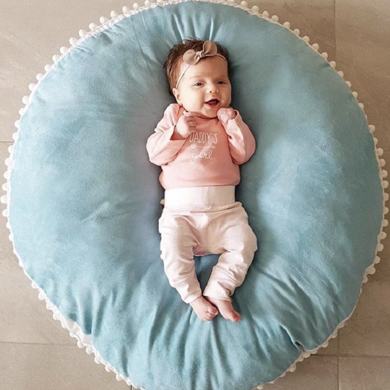 Baby Mattresses Stuffed Toy Baby Pillow Cushion Sofa Room Decor Newborn Shoot Photograph Props Toys For Kids Children Gift