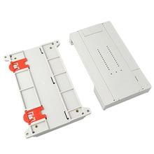 1 Piece Diy Electronic Shell Case Abs Control Enclosure Plastic Housing Project Enclosure Din Rail Box