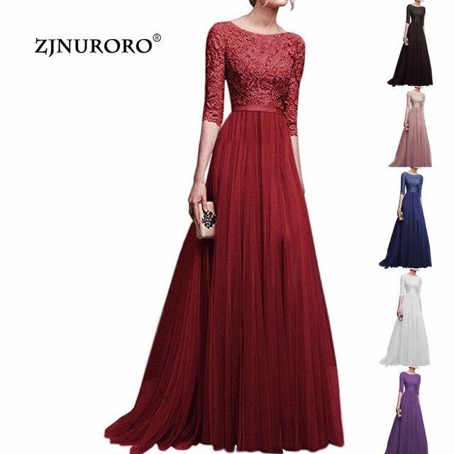 da52f5d7427c Red Wine 4 colors Elegant Princess Kate Style bts Dress Women Dresses  Embroidary Robe Femme Vestido