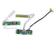V.M70A VGA LCD Controller Board Kit for 16.4inch 1920×1080 LQ164M1LA4A CCFL LVDS Monitor