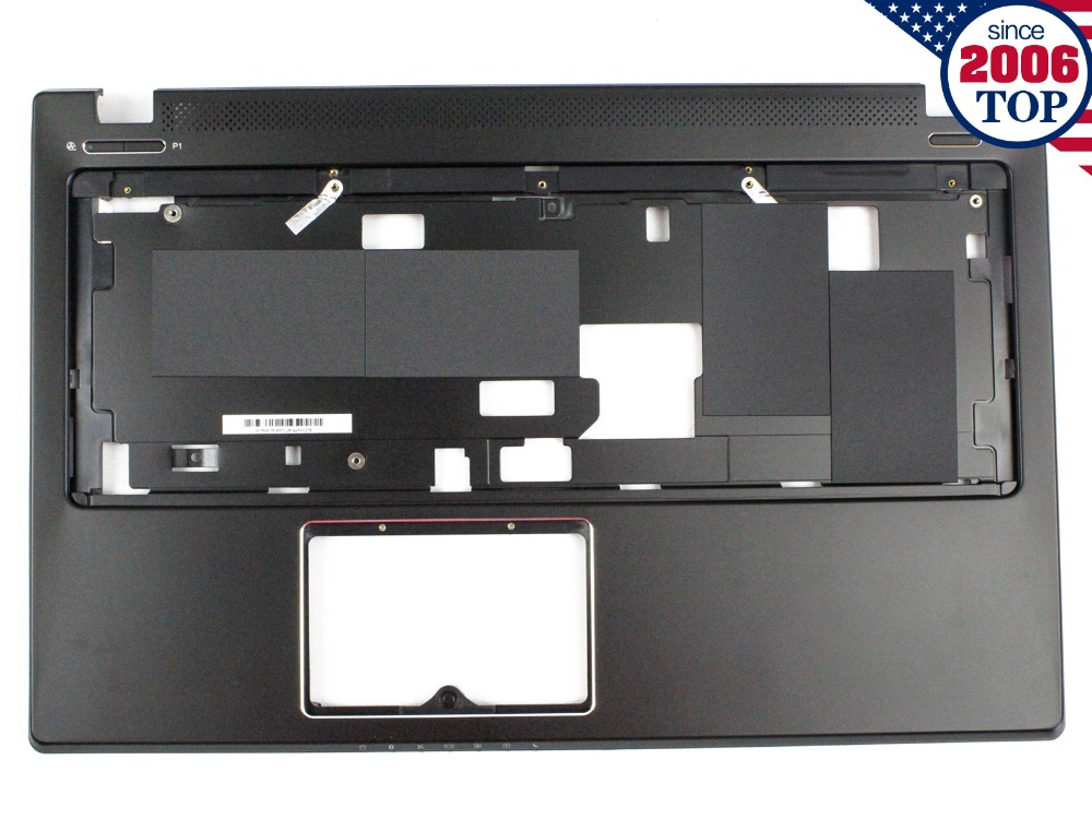 NEW For MSI GE60 TOP COVER Palmrest Upper Case 307-6GCC616-Y31 307-6GCC714-Y31