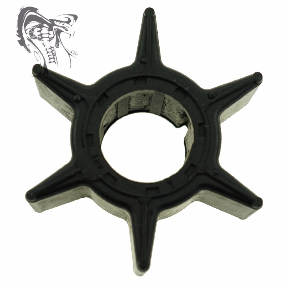 New Water Pump Impeller for YAMAHA 6H3-44352-00 697-44352-00 18-3069 500316