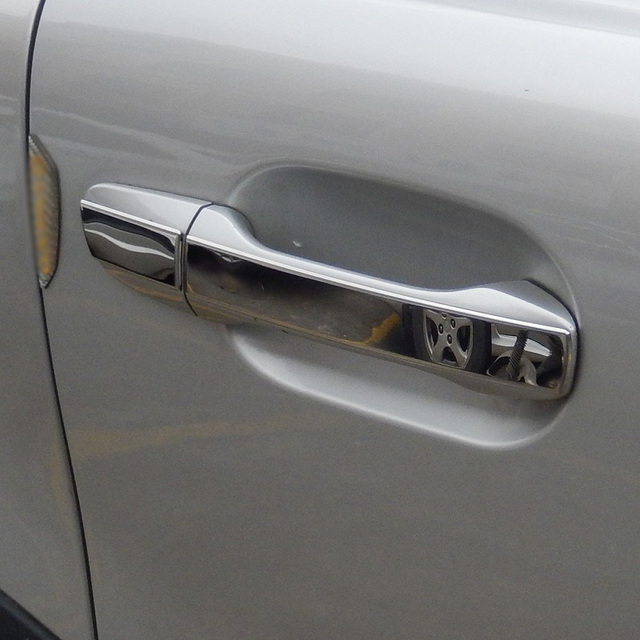 stainless steel door handle cover trims for Volvo XC90 2002 2003 ...