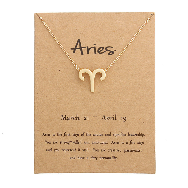 Aries-gold