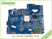 JV50 PU MB 48 4CH01 021 For acer aspire 5536 laptop font b motherboard b font
