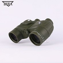 Binoculars 7x50 Military Standard Telescope Non-infrared Night Vision Hunting Nautical Compass + Ranging with Coordinates