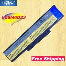 HSW 6 ячеек батарея для lenovo E43 L09M8D21 L09M6D21 L10P6Y21 АСМ L08M6D23 FRU L08M6D24 FRU L08M6D24 L08M6D23 L08M6D24