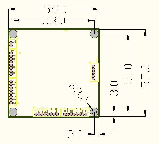 10 100 1000mbps modulo de interruptor com 05
