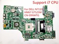 For DELL N7110 Laptop Motherboard DAV03AMB8E1 100% Tested