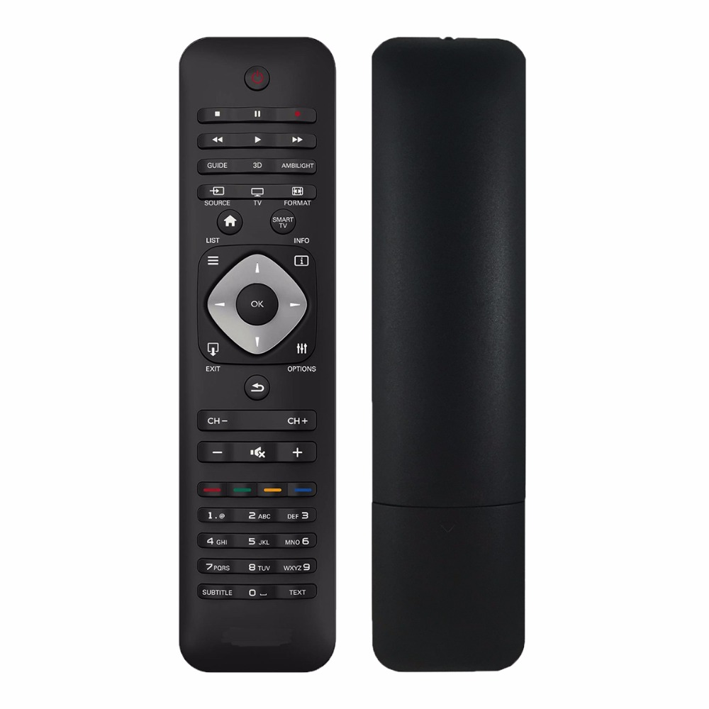 [ REPLACEMENT ] SMART TV REMOTE CONTROL FIT FOR PHILIPS 55PFL7008K/12 55PFL8008K/12 65PFL9708S/12 55 / 65PFL7730 8730 9340 TV