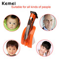 Kemei Shaver 2017 Tops professional hair clippers and trimmers KM-607A Electric Hair trimmer shaving machine Beard Trimmer P00