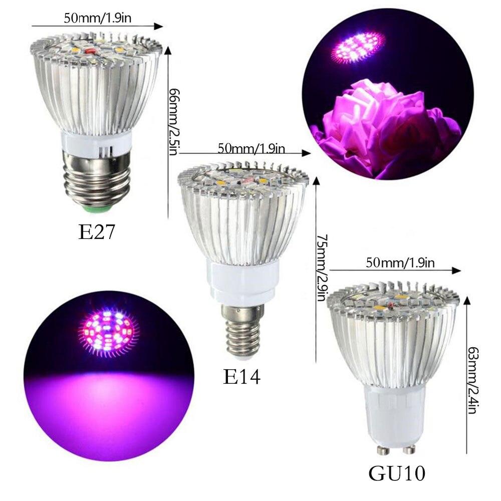 4бр. / Лот пълен спектър 28W LED светлина - Професионално осветление - Снимка 2