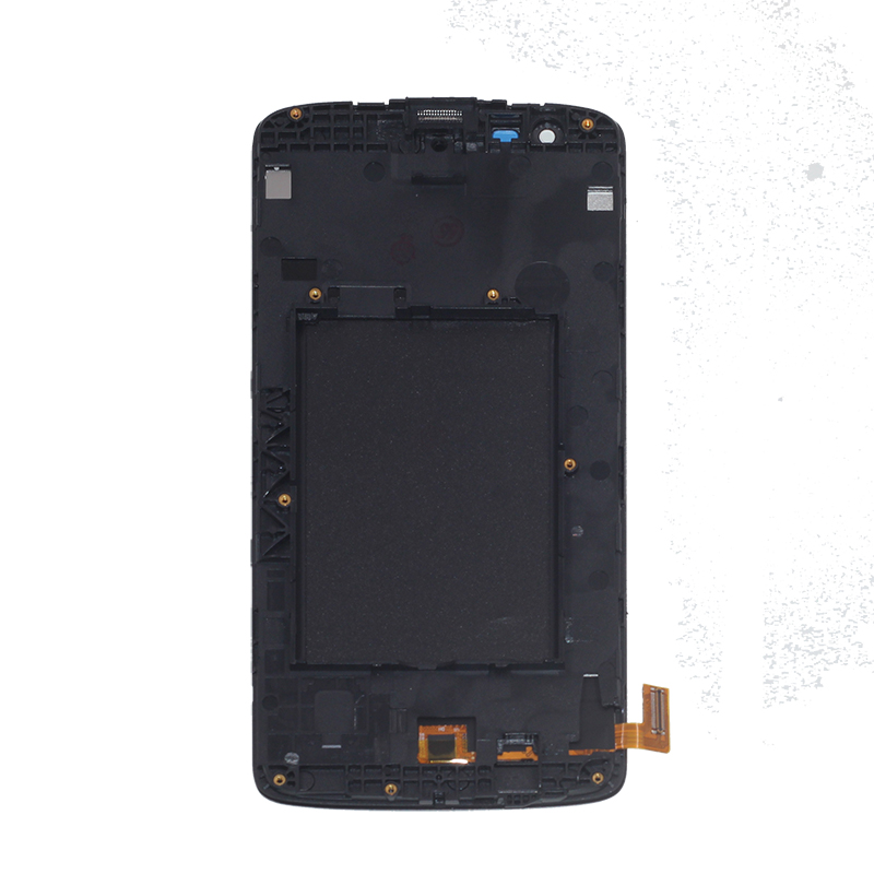 "Image 2 - 5.0"" NEW LCD For LG K8 LTE K350 K350N K350E K350DS LCD Display Touch Screen with Frame Repair Kit Replacement+Free Shipping-in Mobile Phone LCD Screens from Cellphones & Telecommunications"