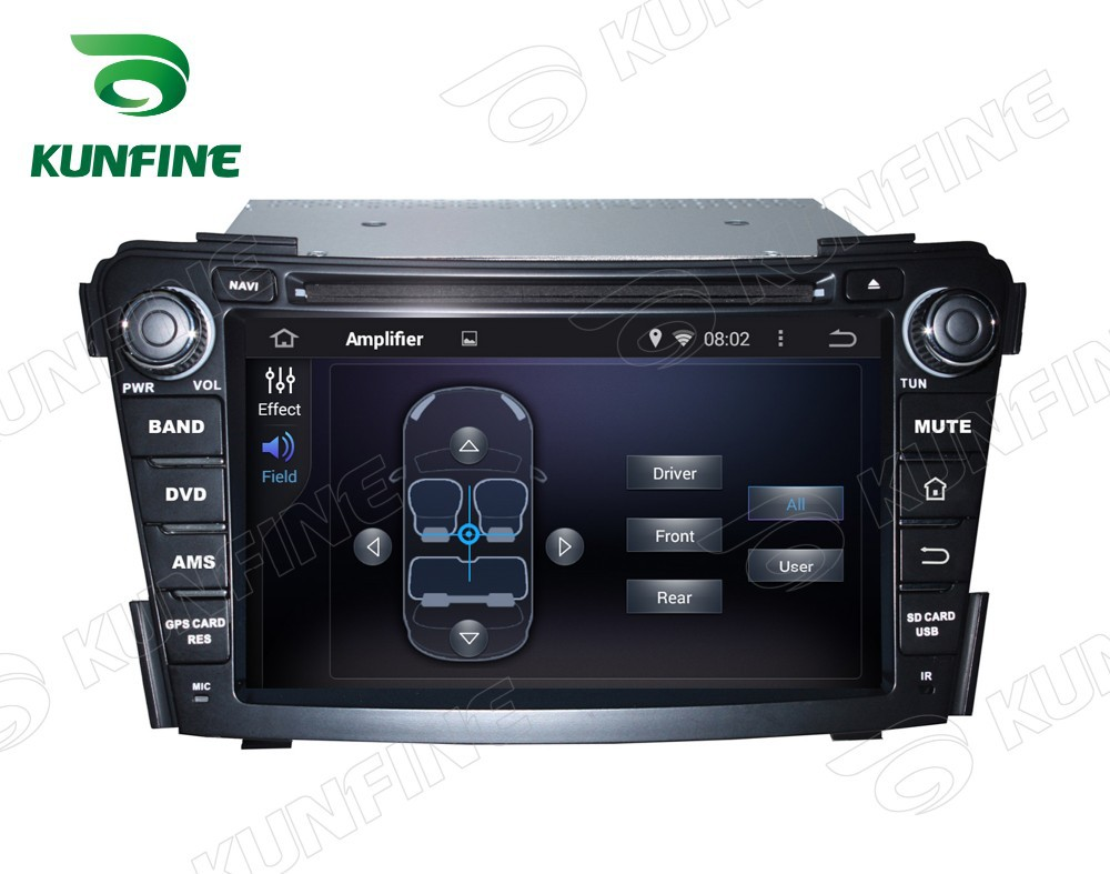 Car dvd GPS Navigation player for I40 2011-2013 7 inch B