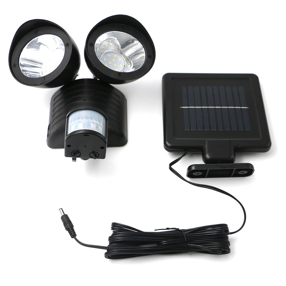 Factory Shop Solar Lights: Aliexpress.com : Buy PIR Motion Sensor Solar Light Garden