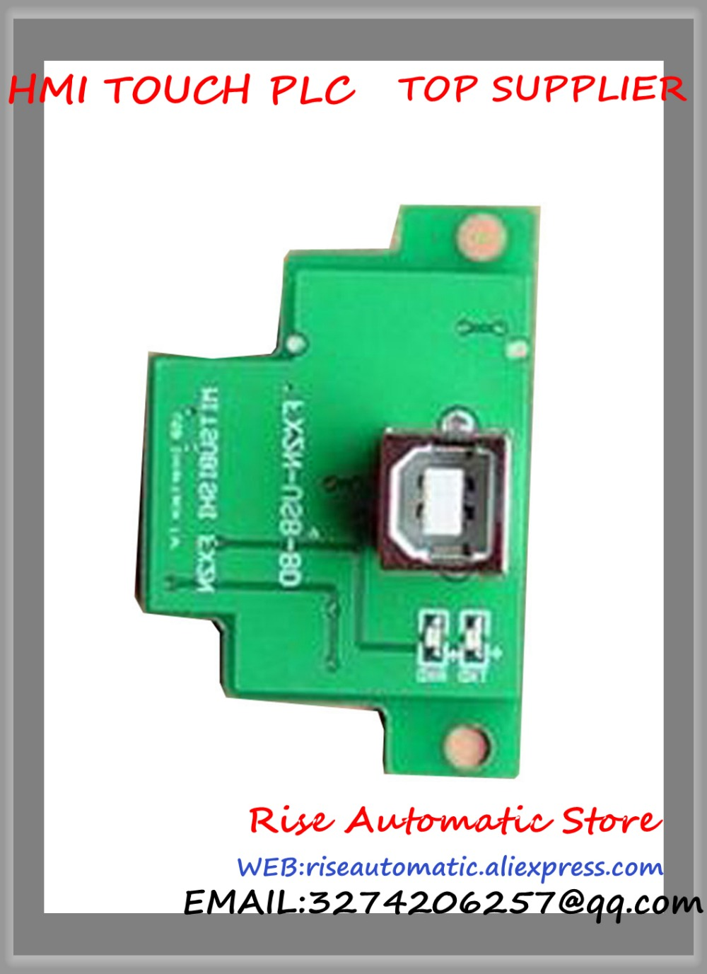 New in box FX2N-USB-BD USB interface Board for FX2N PLC FX2NUSBBD FX2N-USBBD communication board fx2n 8er plc