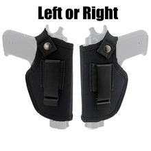 Right or Left Handed Concealed Carry Gun Holster for Glock 17 19 22 23 43 Sig Sauer P226 P229 Ruger Beretta 92 M92 s&w Pistols vector optics sphinx red dot sight with pistol rear mount for glock 17 19 sig sauer beretta springfield xd s