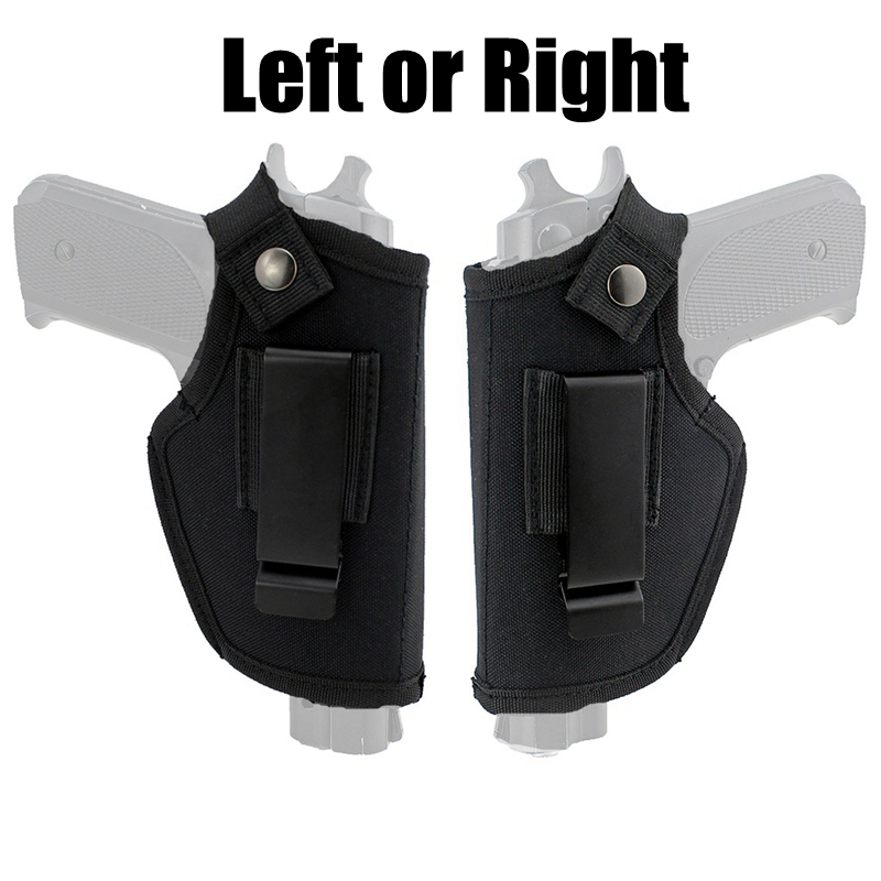 Right or Left Handed Concealed Carry Gun Holster for Glock 17 19 22 23 43 Sig Sauer P226 P229 Ruger Beretta 92 M92 s&w Pistols image