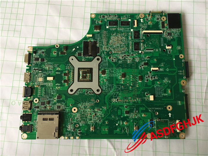 MB.RAF06.002 MBRAF06002 For <font><b>Acer</b></font> Aspire 5820 5820G 5820T <font><b>5820TG</b></font> 5820TZ SERIES LAPTOP MAINBOARD DAZR7BMB8E0 100% Perfect work image