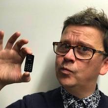 ZANCO זעיר T1 העולם הקטן ביותר טלפון 2G GSM מיני נייד טלפון מיני טלפון הקטן ביותר טלפון חג טלפון כיס טלפון