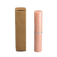 50pcs/lot Brown Kraft Paper Boxes Wedding Small DIY Gift Packaging Box Lipstick Package Paperboard