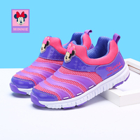Disney Children's Casual Shoes spring summer for kid boys girls caterpillar sports shoes mesh breathable casual shoes Size 26 35