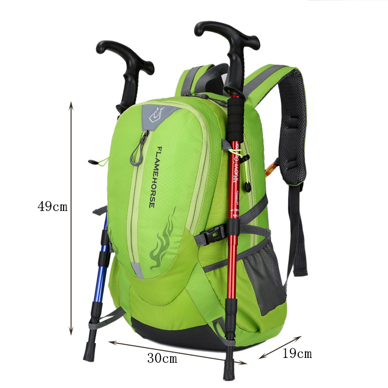 Da Color Arrampicata Zaini Borse blu Color Color red Climber Per Sacchetto All'aperto Bd12 gray Impermeabile Trekking Color Black green Dotare Red blue Sport 25l Color Zaino Viaggio Campo rose altri Scuro Alpinismo Di q156wIX