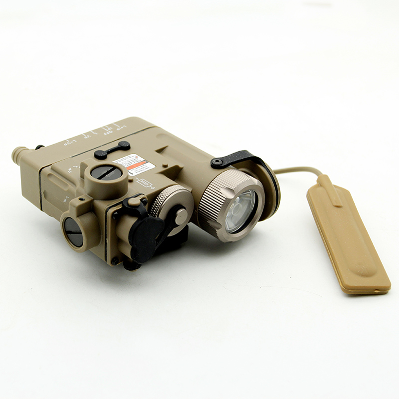 Military Tactical Airsoft Hunting Shooting DBAL EMkII element multifunction infrared laser sight and LED lighting battery