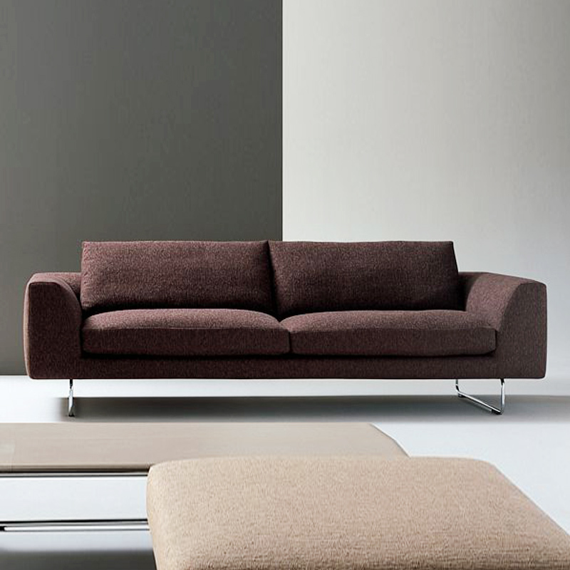 Daryl Down Home Living Room Sofa Leather Corner