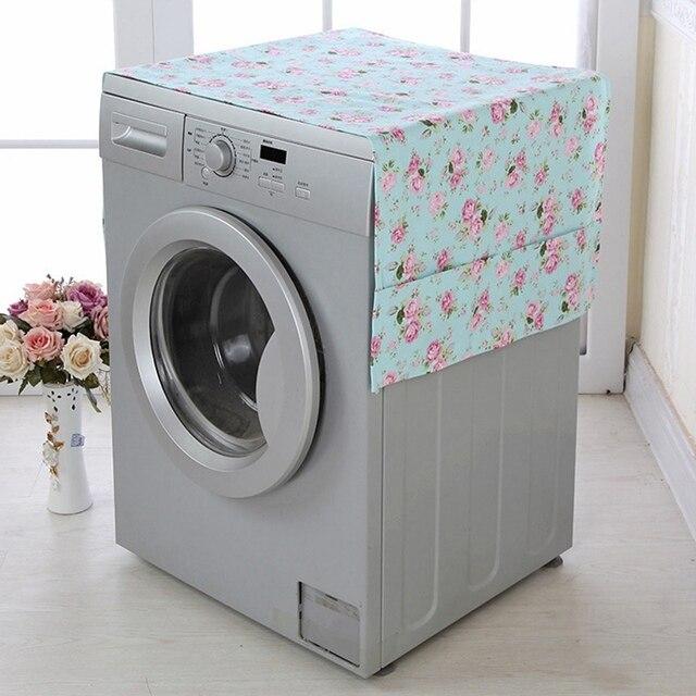 stofdicht wasmachine deksel waterdicht wasmachine beschermhoes home wasgoed droger covers. Black Bedroom Furniture Sets. Home Design Ideas