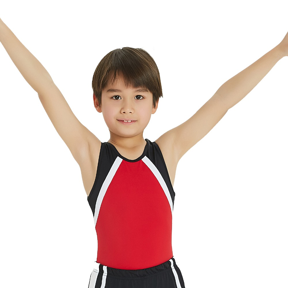 5cea30e7 Detail Feedback Questions about NT1901108 Boy's Basic Gymnastics Leotard  Classic Ballet Practice Atheletic Tank Bodysuit Ballet costumes dance  leotards on ...
