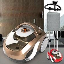 Роскошный светодиодный экран отпариватель для одежды 12 передач регулируемая высота 2.7л паровой Утюг домашний коммерческий Отпариватель Одежды вертикальный