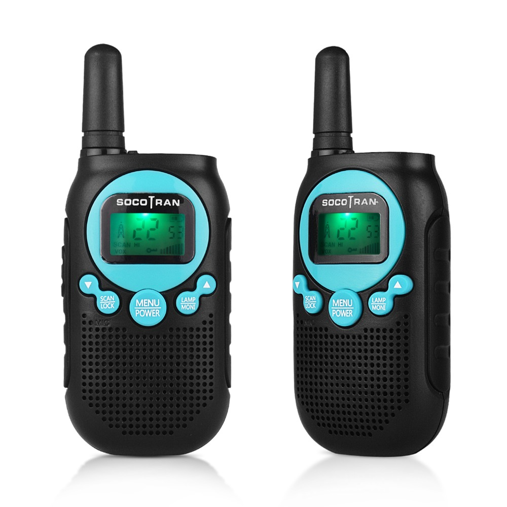 Image 5 - top gift walkie talkies for kids SC R40 child walkie talkie two way radio 0.5W  VOX with privacy code & rechargeable battery-in Walkie Talkie from Cellphones & Telecommunications