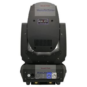 Image 4 - 2XLot أحدث 200 واط LED تتحرك إضاءة أمامية تدفق البقع الضوئية 3IN1 LED أضواء للمسرح مثالية ل Dj ديسكو أضواء نادي عرض الحفلات luces