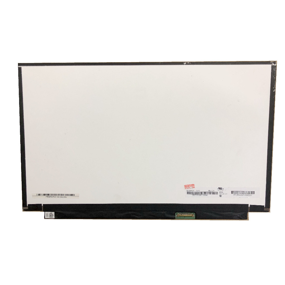 LCD LED N133HCE-GP1 Fit LQ133M1JW15-E LP133WF4-SPB1 1920x1080 IPS NON-TOUCH 13.3 Inch LCD SCREEN