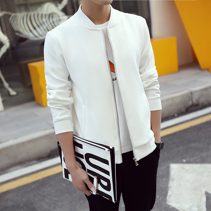 Online Get Cheap Men's White Jacket -Aliexpress.com | Alibaba ...