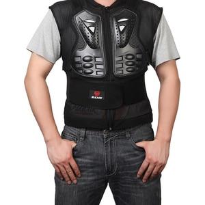 Image 4 - Moto armadura proteção corporal para motociclista, equipamento de proteção para o corpo, armadura protetora de coluna, peito, para senhoras e homens