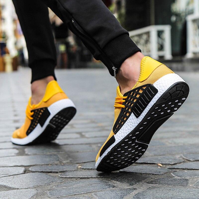 ec491815c60 Summer Lightweight Outdoor Sports Shoes women Sneakers Comfortable Ultra  Boosts Jogging Mesh Tennis Human Race Running Shoes Men