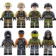 Lego Petit Achetez Militaire Lots À Équipe Prix Swat Des rhtdsQ