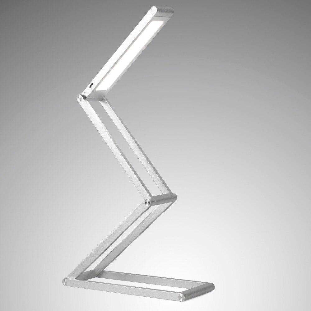 Moda de Luxo Mesa Dobrável LIDERADA lâmpada de Mesa Proteção para Os Olhos  Lâmpada 21 LED Portátil Ajustável Livro de Leitura Luz Brilhante Home  Office Luz 00d484d7cc