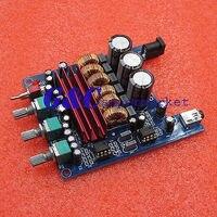 Digital TPA3116D2 2 1 HIFI Subwoofer Amplifier Board 50W 50W 100W Beyond LM1875