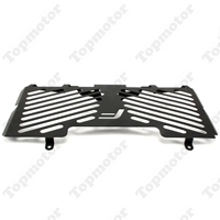 Motorcycle Black Radiator Grille Guard Cover Protector For BMW F800 R S 2009 2014 2015 2016