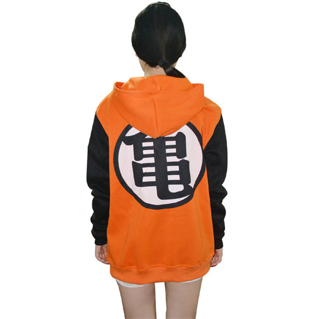 Dragon Ball Z Hoodie Costumes For Kids And Adults