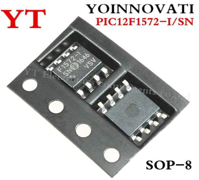 160 шт./лот PIC12F1572 I/SN PIC12F1572 I PIC12F1572 12F1572 MCU 8BIT 3.5KB флэш SOP8 IC лучшее качество.