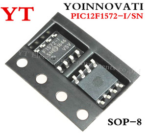 Image 1 - 160 قطعة/الوحدة PIC12F1572 I/SN PIC12F1572 I PIC12F1572 12F1572 MCU 8BIT 3.5KB فلاش SOP8 IC أفضل جودة.
