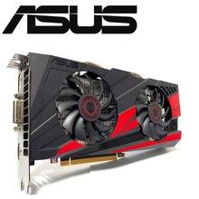 Asus GTX 960 OC 2GB GeForc GTX960 2G D5 DDR5 128 Bit NVIDIA PC MÁY Tính Để Bàn Loại Card Đồ Họa PCI Express 3.0 Đồ Họa máy tính thẻ